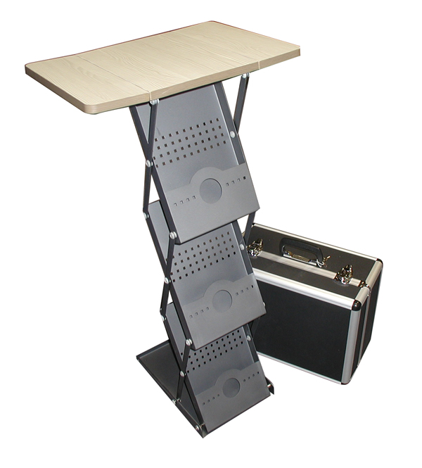 Trade Stands For : Literature stands and displays for trade show environments